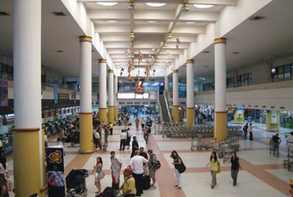 Пхукет аэропорт официальный